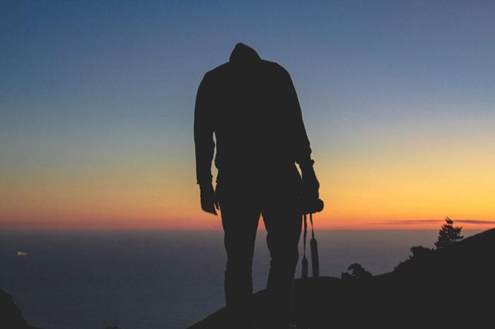 man-sad-photo-sunset-depression-cry